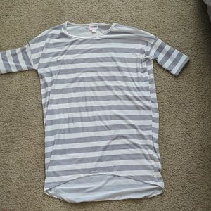 Striped Made For Leggings Top